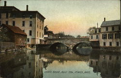 Choate Bridge, Built 1764
