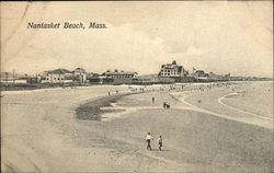 Nantasket Beach Scene