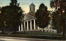 Amherst College - College Hall