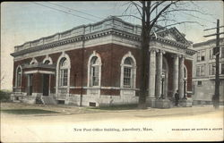 New Post Office Building