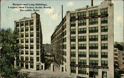 Burgess and Lang Buildings