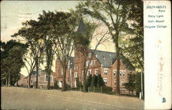 Mary Lyon Hall, Mount Holyoke College