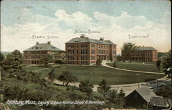 Edgary School-Normal School and Dormitory