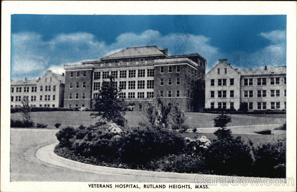 Veterans Hospital Rutland Heights Massachusetts