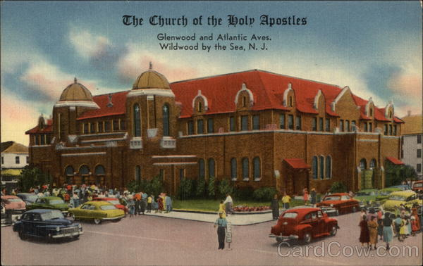 The Church of the Holy Apostles Wildwood-By-The-Sea New Jersey