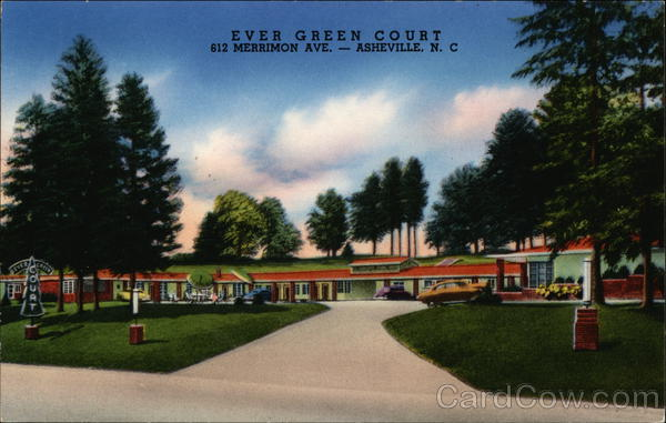 Ever Green Court Asheville North Carolina