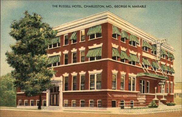 The Rus Hotel Charleston Missouri