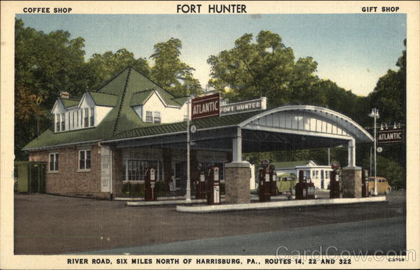 Coffee Shop & Gift Shop Fort Hunter Pennsylvania