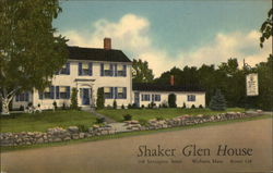 The Shaker Glen House