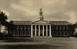 The Baker Library, Harvard Business School