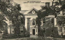 The President's House, Amherst College
