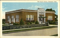 Will Rogers Library