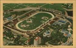 Birds-eye View of Fair Grounds