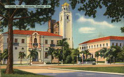 Court House, Sarasota, Florida