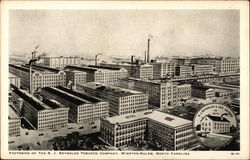 Factories of the R.J. Reynolds Tobacco Company