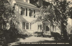 Dover House, Residence of the Presiding Bishop Postcard