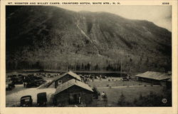 Mt. Webster and Willey Camps, Crawford Notch