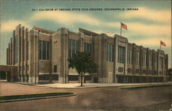 Coliseum at Indiana State Fairgrounds