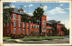 Elizabeth Hall, J.B. Stetson University