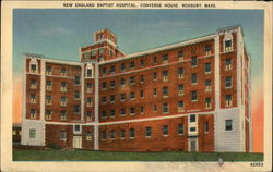 New England Baptist Hospital, Converse House