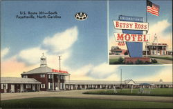 Betsy Ross Motel and Dining Room