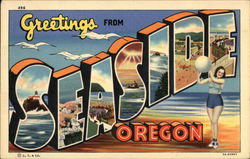 Greetings from Seaside, Oregon