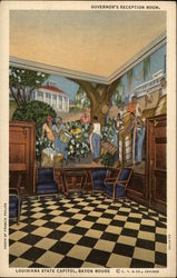 Governor's Reception Room, Louisiana State Capitol