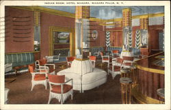 Indian Room, Hotel Niagara