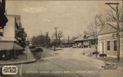 Katonah Avenue Looking North