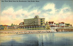 Sea View Hotel From the Breakwater