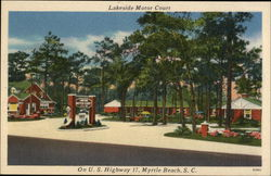 Lakeside Motor Court