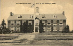 Duxbury High School Postcard