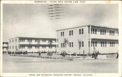 Barracks, Naval Air Technical Training Center