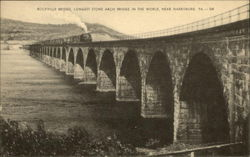 Rockville Bridge, Longest Stone Arch Bridge in the World