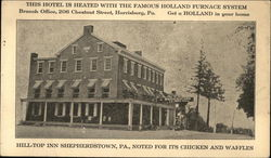 Hilltop Inn, Noted For Its Chicken and Waffles