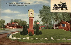 A Century of Service for Travelers, Amity Hall