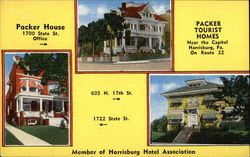 Tourist Homes - Member of Harrisburg Hotel Association