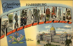 Greetings From Harrisburg