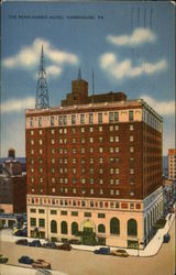 The Penn-Harris Hotel