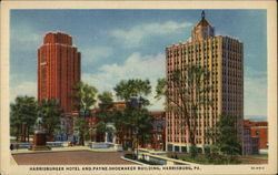 Harrisburger Hotel and Payne-Shoemaker Building