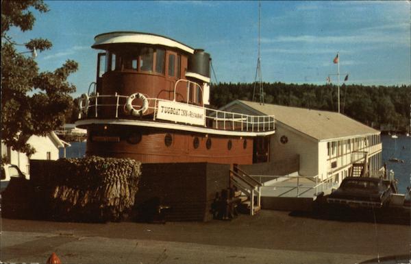Tugboat Inn Restaurant and Lounge