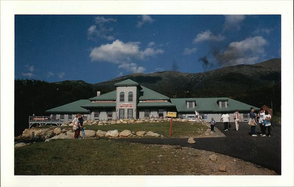 Marshfield Station, Mount Washington Cog Railway Franconia New Hampshire