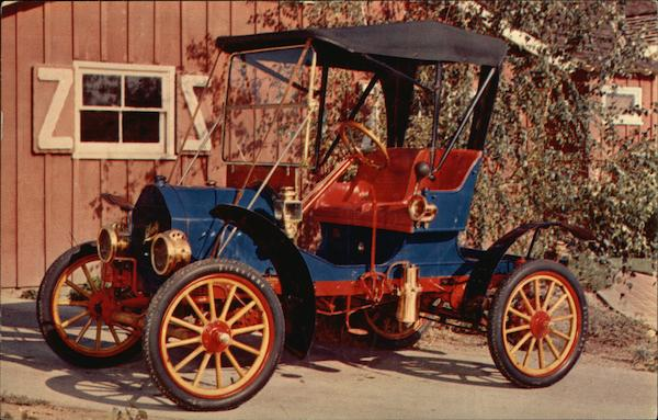 1912 Brush Runabout Cars