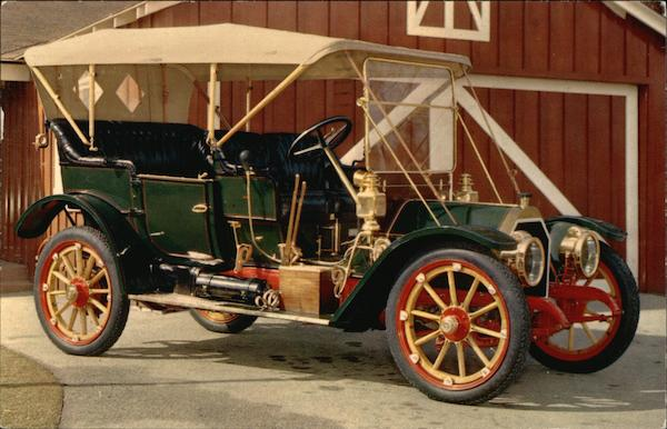 1910 Stearns Model 15-30; 30 Horsepower Cars