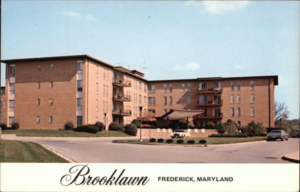 Brooklawn Frederick Maryland