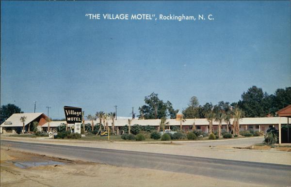 The Village Motel Rockingham North Carolina