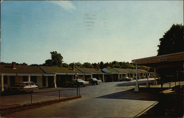 Cold Spring Motel Plymouth Massachusetts Roger Maconi