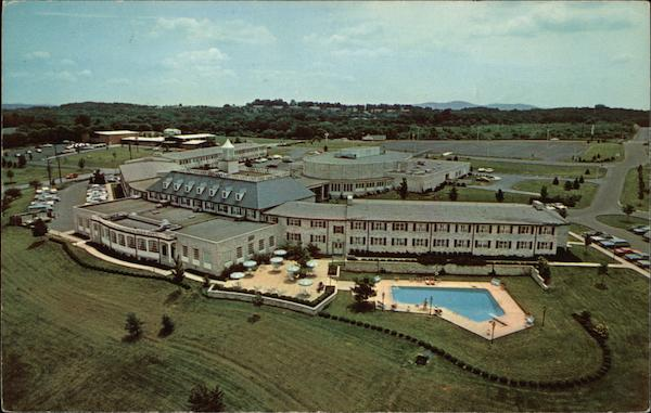 The Penn Harris Motor Inn Harrisburg Pennsylvania