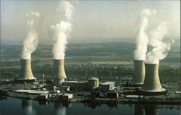 3-Mile Island Nuclear Generating Station Middletown Pennsylvania