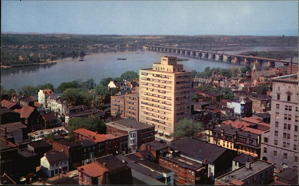 M. Harvey Taylor Bridge Harrisburg Pennsylvania